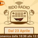 Rido Radio su RTR 99 dal 23 aprile