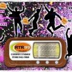 RTR 99 Canzoni e Parole fuori dal Coro, insieme, con i grandi eventi live!