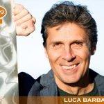 Luca Barbarossa in diretta negli studi di RTR 99
