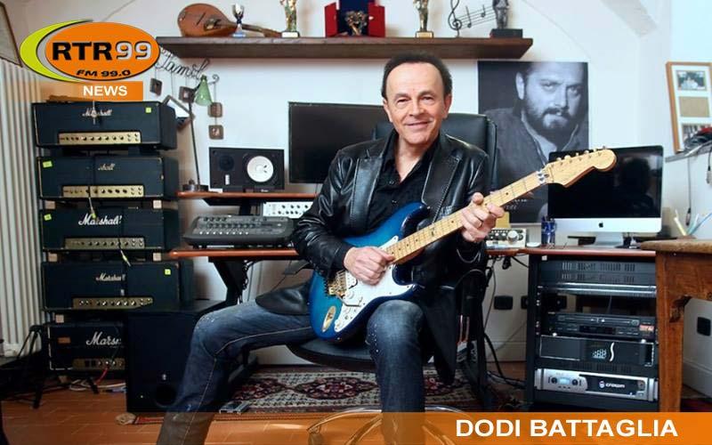 Dodi Battaglia in diretta a RTR 99