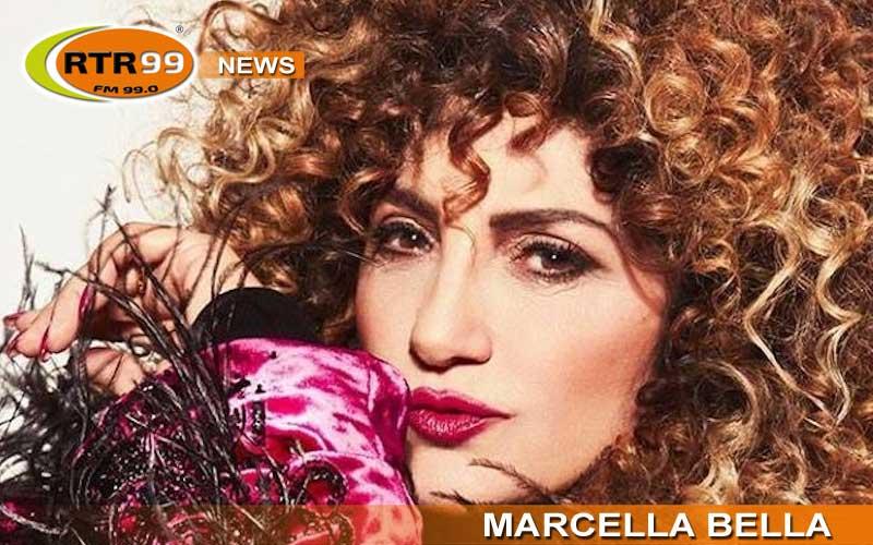Marcella Bella in diretta su RTR 99