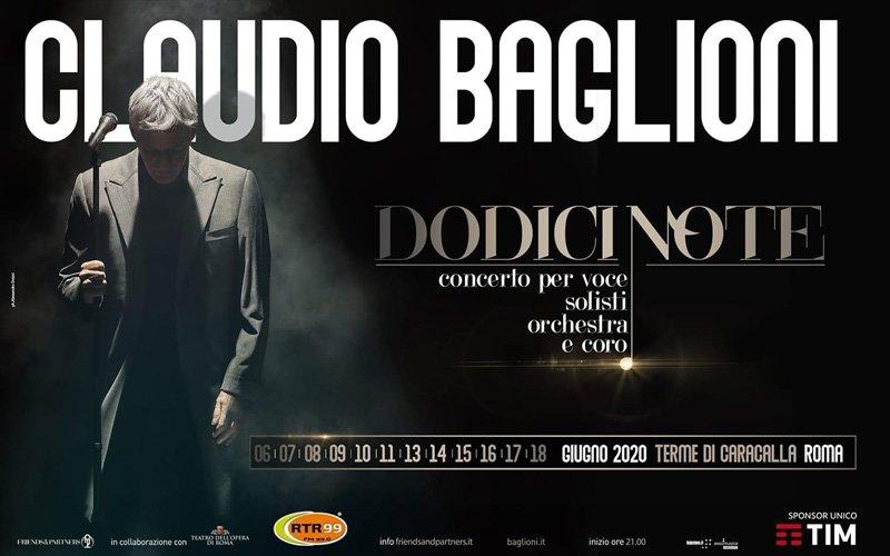 """Claudio Baglioni, il nuovo emozionante inedito """"Gli anni più belli"""" in radio dal 3 gennaio"""