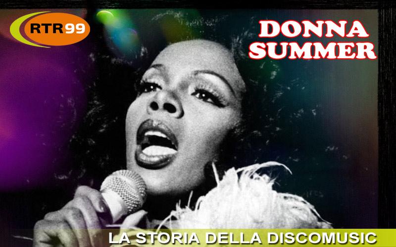 La Storia della Discomusic: Donna Summer