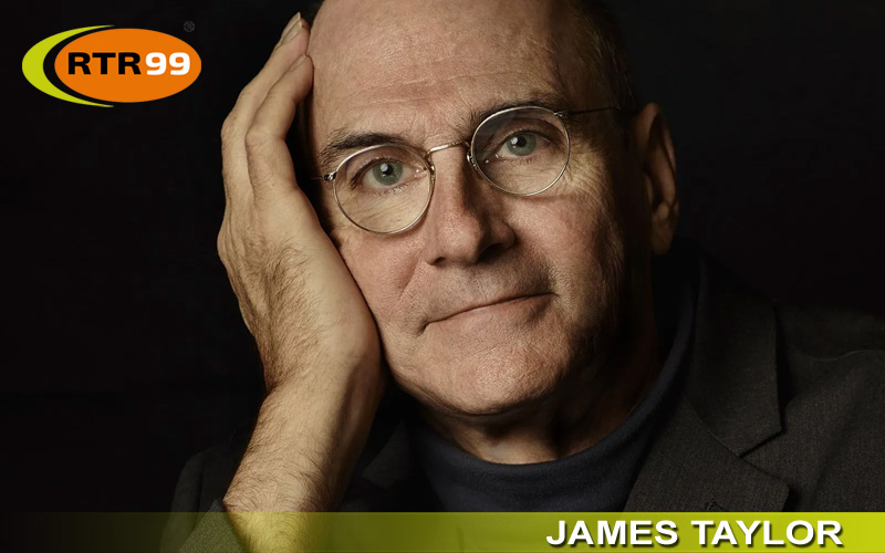 Buon compleanno James Taylor
