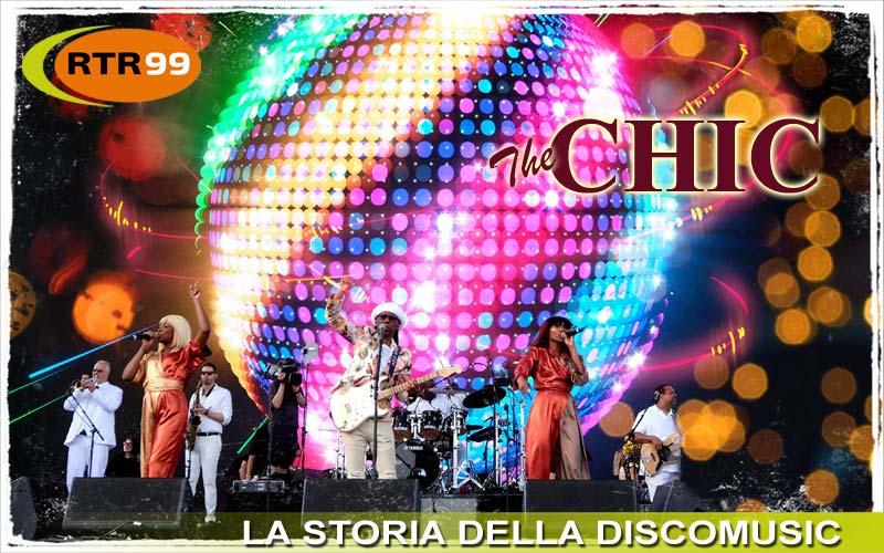 La storia della discomusic: gli Chic