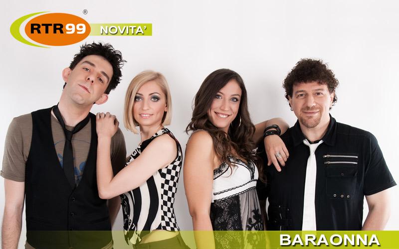"""""""Quattro"""" è il nuovo CD dei Baraonna"""