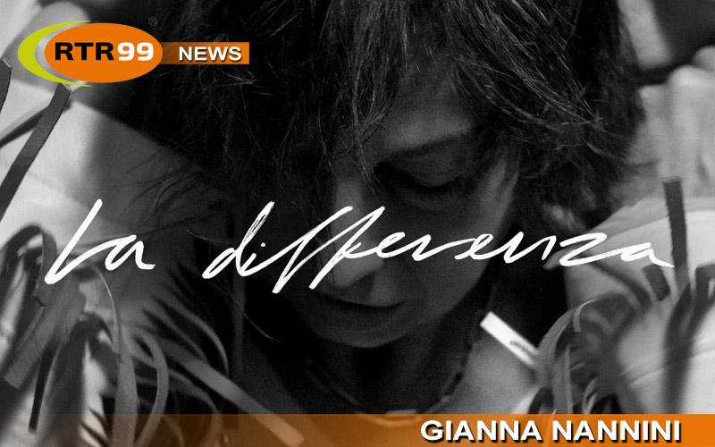 """""""Assenza"""" è il nuovo singolo di Gianna Nannini estratto dall'album """"La differenza"""""""
