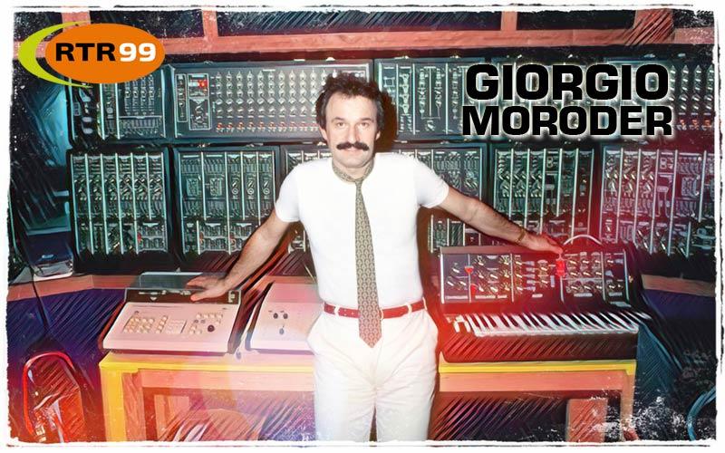 La storia della discomusic: Giorgio Moroder