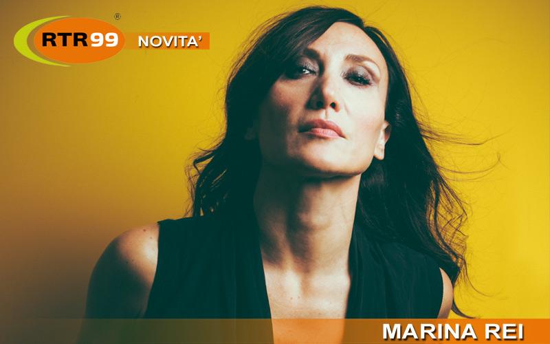 """""""Comunque tu"""" è il secondo estratto che anticipa il nuovo album di inediti di Marina Rei"""