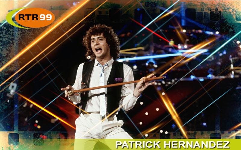 Nato per restare vivo nella storia della discomusic: buon compleanno Patrick Hernandez!