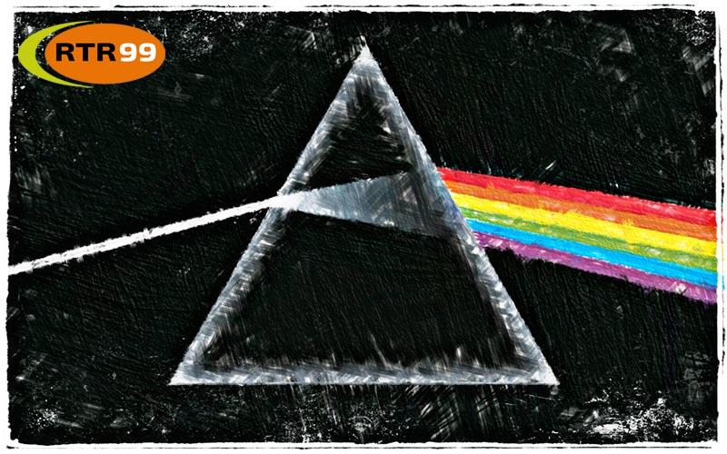 Una copertina leggendaria, tra le poche a non avere bisogno di riportare autore e titolo, perchè è perfetta così. Il grande successo negli USA di The dark side of the moon dei Pink Floyd.