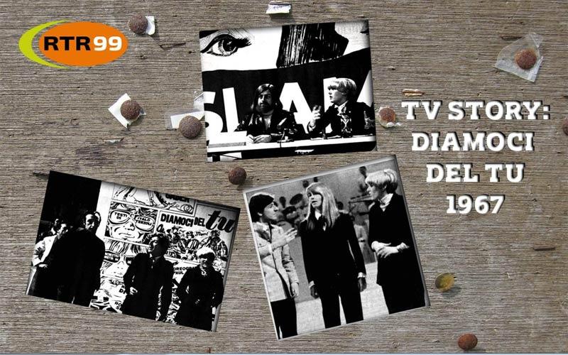 """TV Story: """"Diamoci del tu"""" del 1967"""