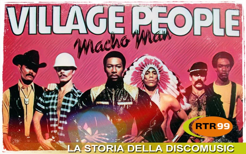 La storia della discomusic: Village People