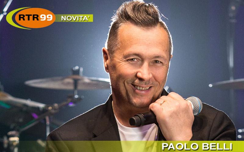 """Paolo Belli esce con una nuova versione di """"Ci baciamo tutta la notte"""", la fortunata sigla di """"Torno sabato"""""""