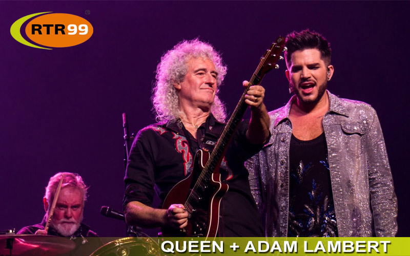 """You are the champions"" nella nuova versione ""Lockdown"" dei Queen + Adam Lambert"