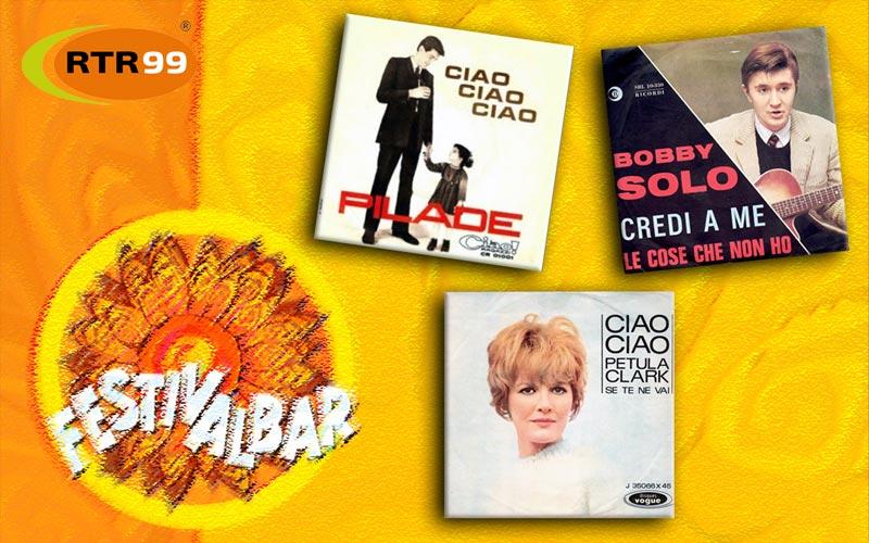 Festivalbar Story 1964/1965 – 1 Puntata