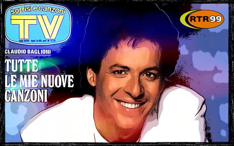 """8 giugno 1985: usciva """"La vita è adesso"""" di Claudio Baglioni"""