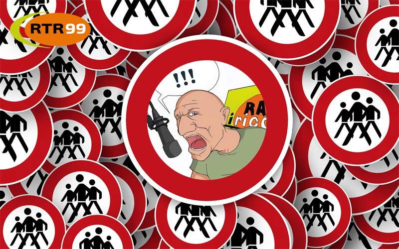 L'argomento della settimana di Luca Casciani: La stupidità dell'antirazzismo.