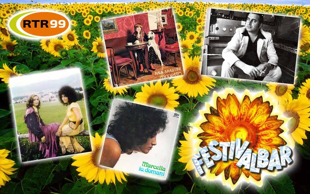 Festivalbar Story 6 puntata 1973