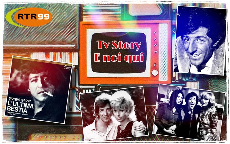 """TV Story: """"… E noi qui"""" 1970"""