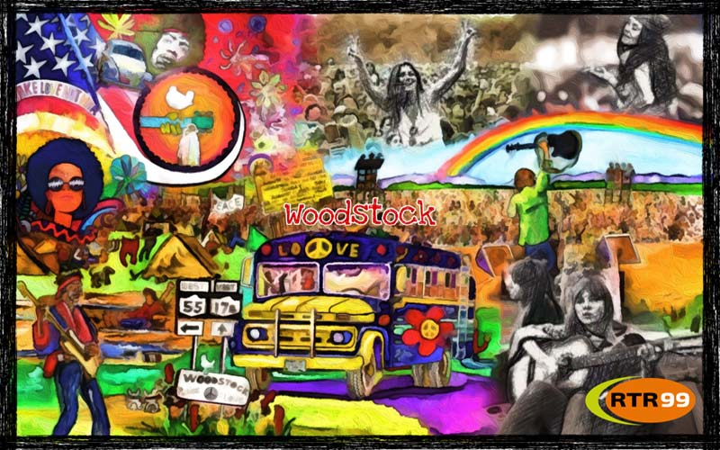 Festival di Woodstock 1969: 50 + 1