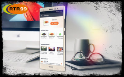 App RTR 99 per smartphone Huawei
