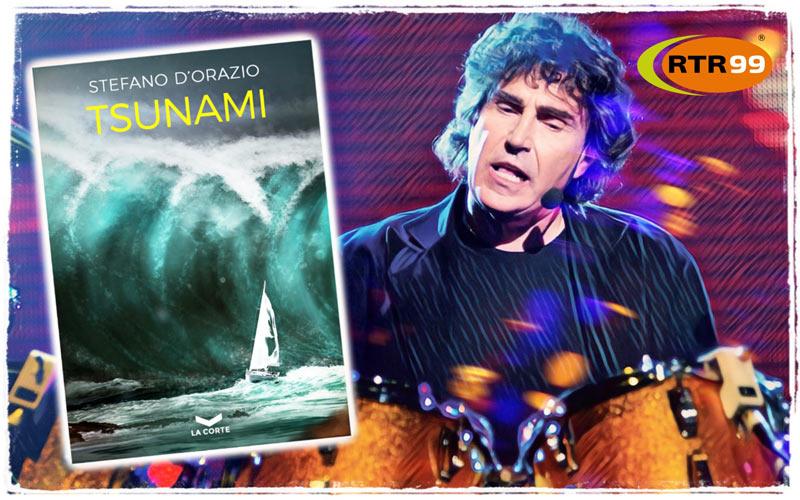 """""""Tsunami"""" è il primo romanzo di Stefano D'Orazio"""