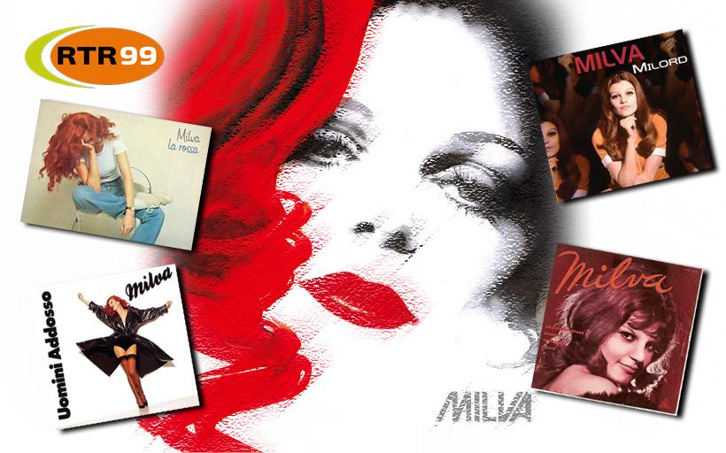 Addio a Milva la Rossa della musica italiana