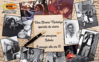La Strana Nostalgia dedicata a Stefano D'Orazio