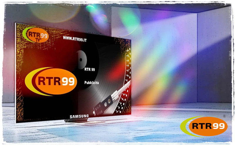 RTR 99 ora è anche sulla tua Smart TV Samsung
