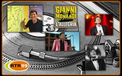 Gianni Morandi in diretta telefonica a RTR 99