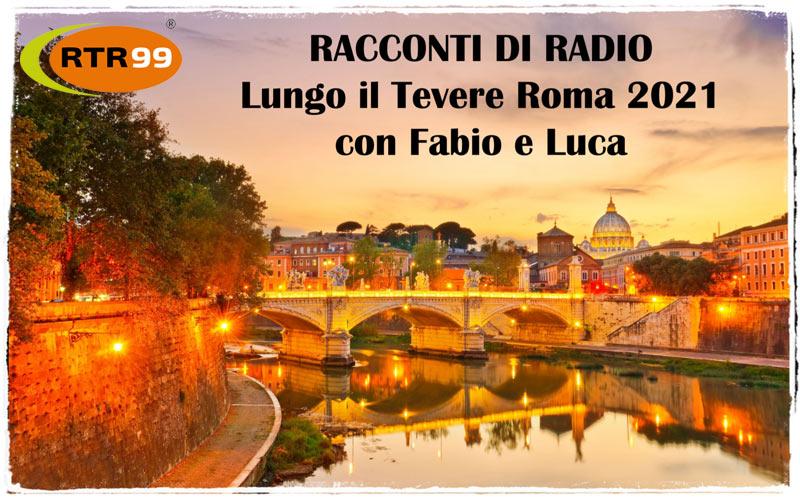 """Ritrovarsi con Fabio Martini e Luca Casciani a """"Lungo Il Tevere"""""""
